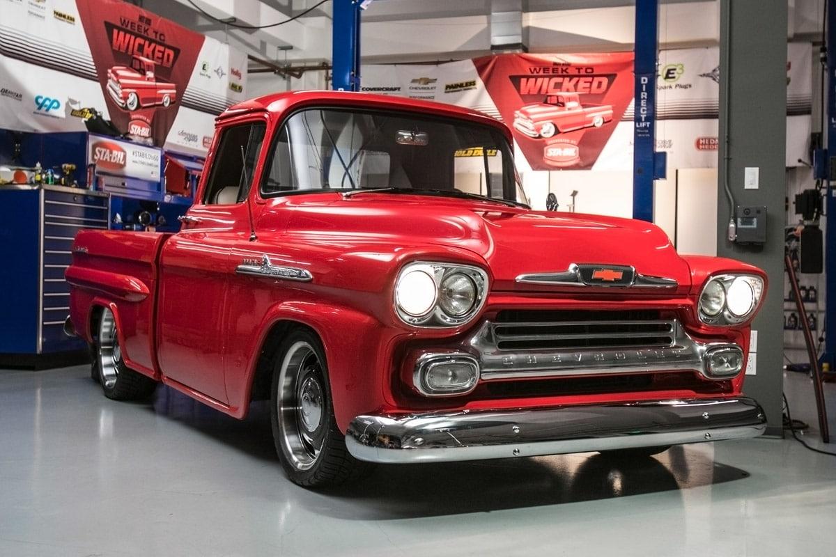 apache truck