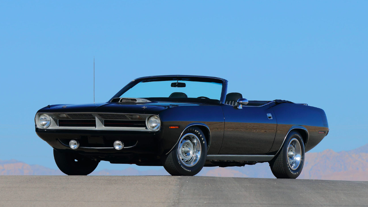 10 Most Expensive American Muscle Cars Ever Sold At Auction 1970 Plymouth Barracuda Wiring Diagram 8 Hemi Cuda Convertible
